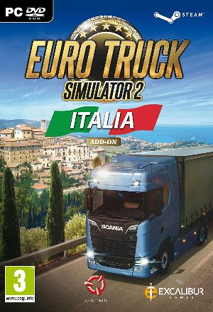 Euro Truck Simulator 2: Italia download torrent