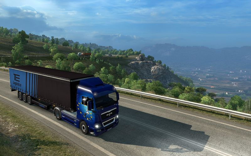 Euro Truck Simulator 2: Italia Torrent