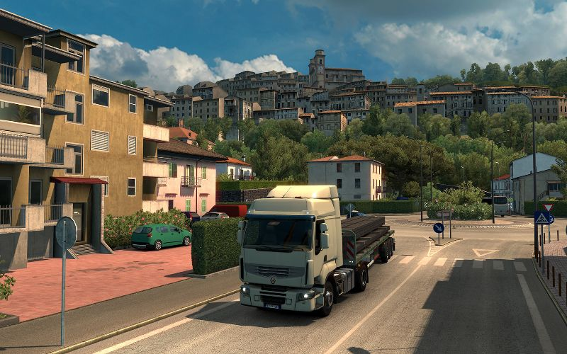 Download Euro Truck Simulator 2: Italia