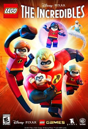 LEGO: The Incredibles download torrent