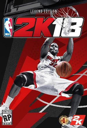 NBA 2K18 download torrent