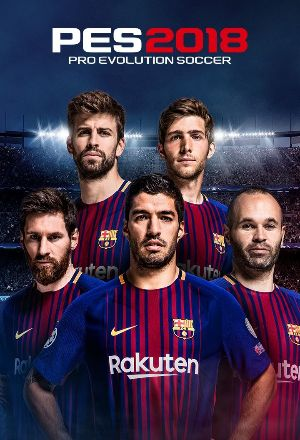Pro Evolution Soccer 2018 download torrent