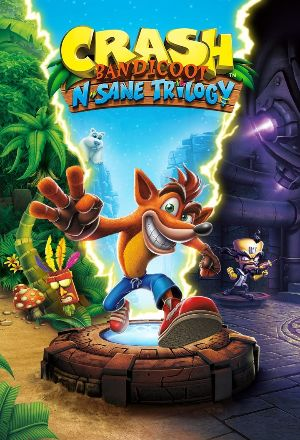 Crash Bandicoot N. Sane Trilogy download torrent