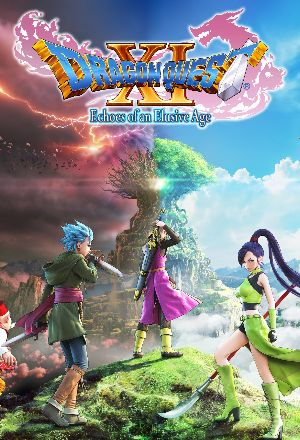 DRAGON QUEST XI: Echoes of an Elusive Age download torrent