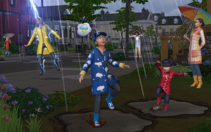 The Sims 4: Seasons Torrent