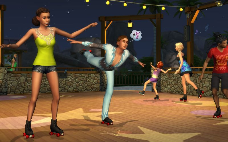 Download The Sims 4: Seasons