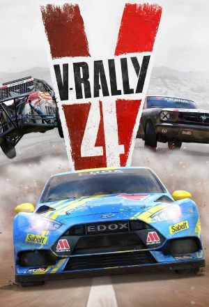 V-Rally download torrent