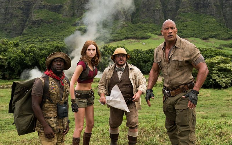 Jumanji: Welcome to the Jungle (2018) torrent