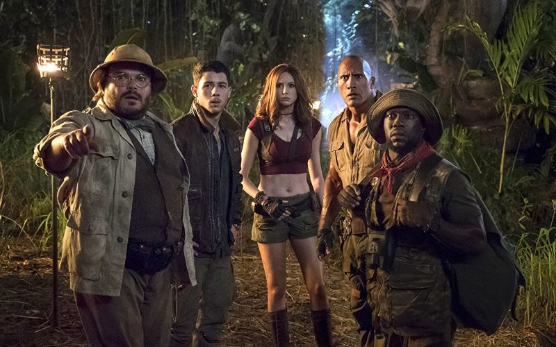 download Jumanji: Welcome to the Jungle