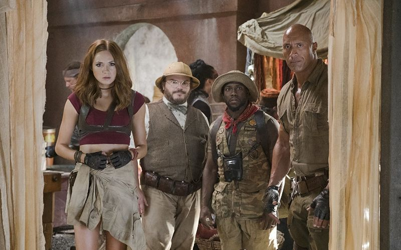 download Jumanji: Welcome to the Jungle full torrent