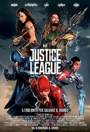 Justice League Download Torrent