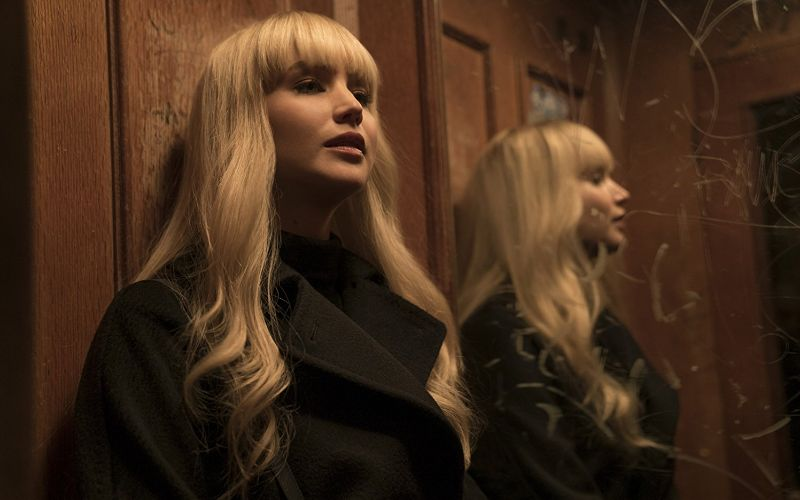 download Red Sparrow