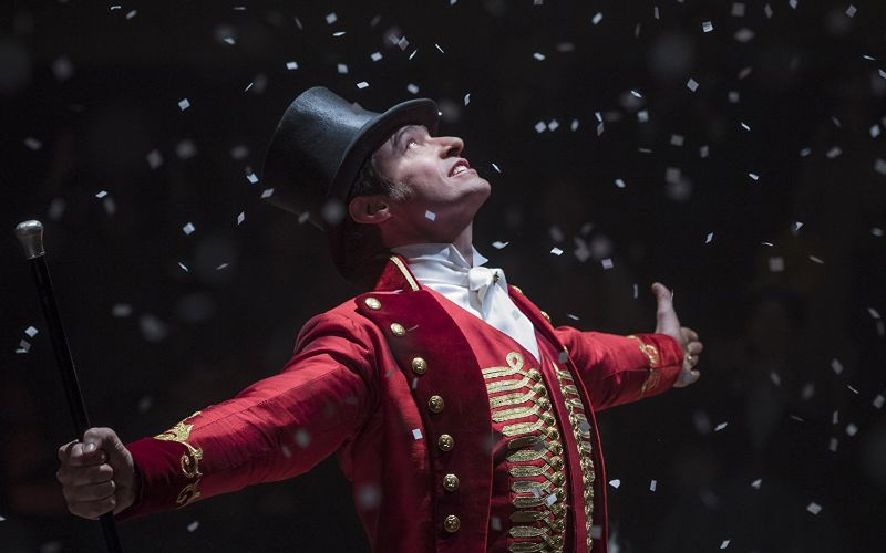 The Greatest Showman (2017) torrent
