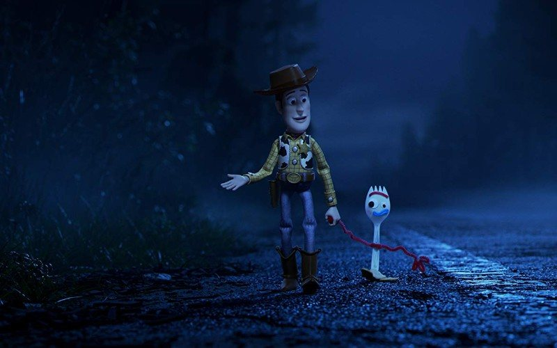 Toy Story 4 (2019) torrent