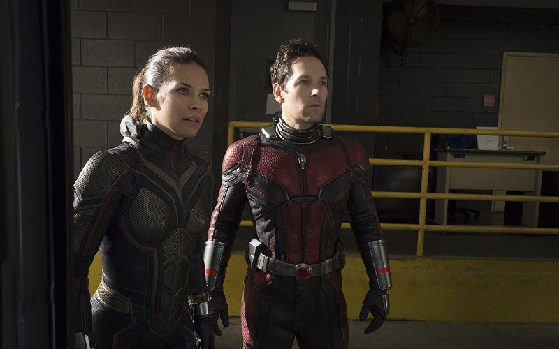 Ant-Man and the Wasp (2018) torrent