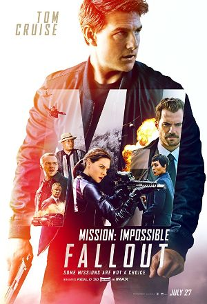 Mission: Impossible - Fallout Download Torrent