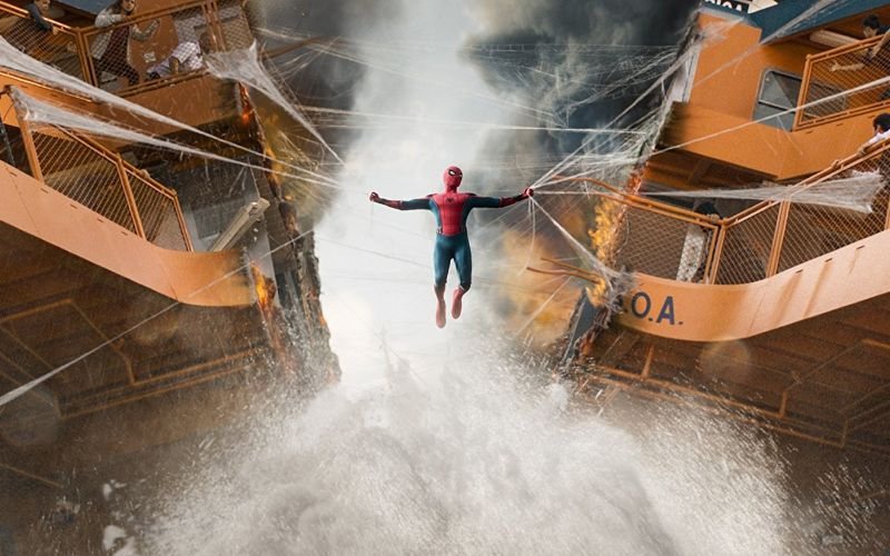 spider man homecoming full movie torrent