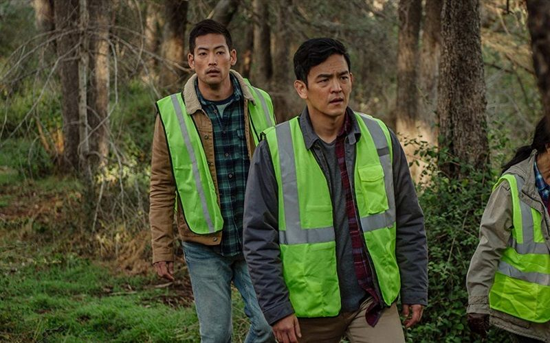 Searching (2018) torrent