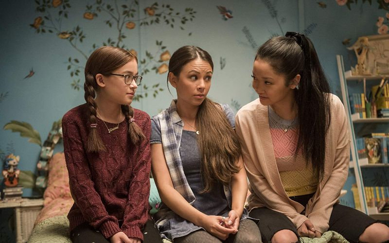To All the Boys I've Loved Before (2018) torrent