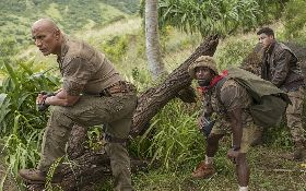 Jumanji Welcome to the Jungle (2018) Torrent