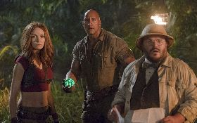 Jumanji Welcome to the Jungle (2018) Download