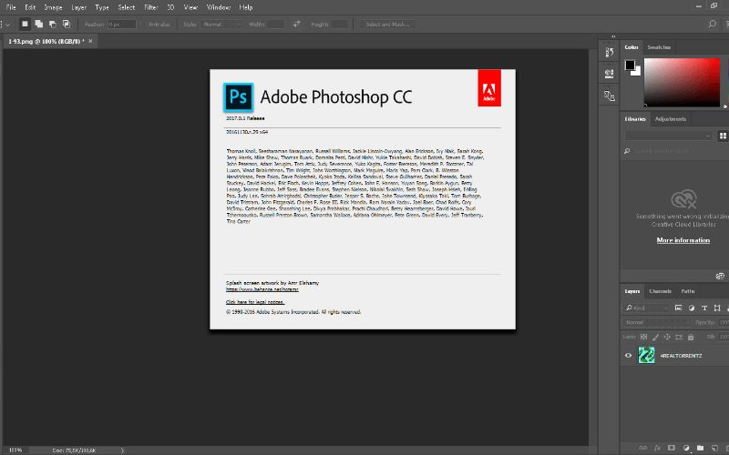 Adobe Photoshop CC 2017 Torrent