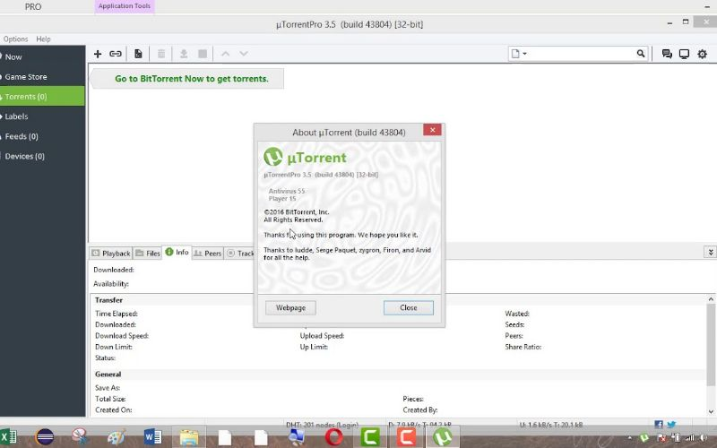 download utorrent pro full version