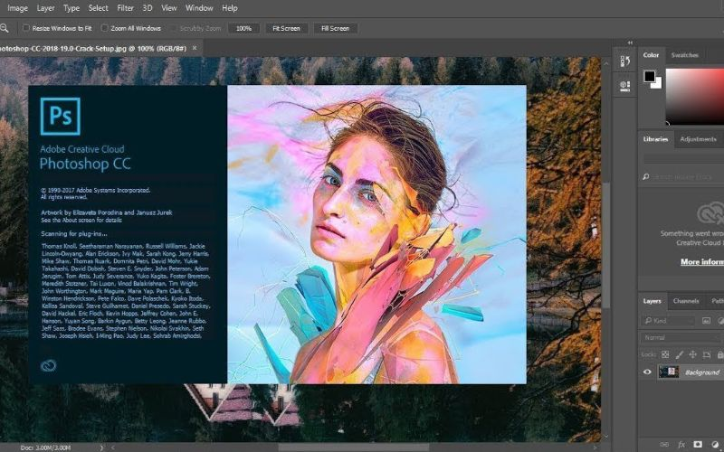 torrent adobe photoshop cc 2018