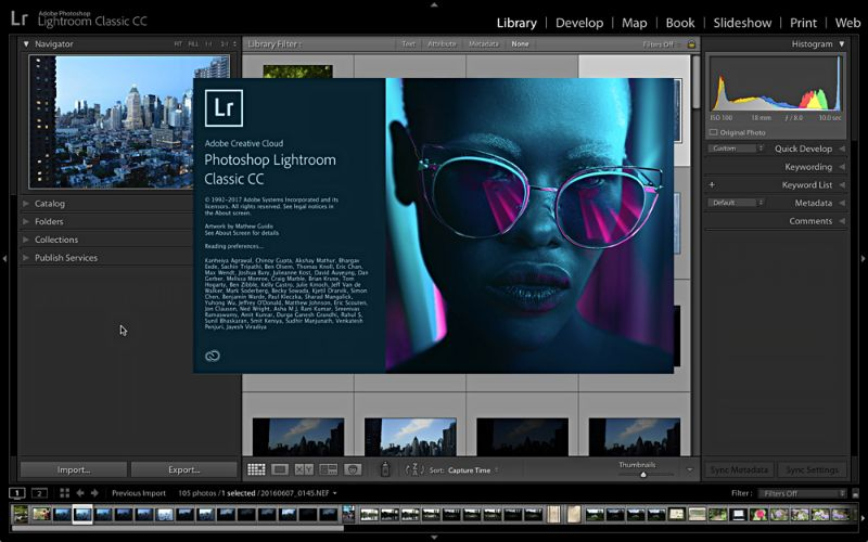 Adobe Photoshop Lightroom Classic CC 2018 Torrent