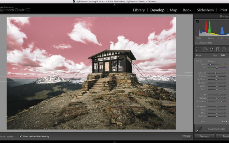 Adobe Photoshop Lightroom Classic CC 2018 Full