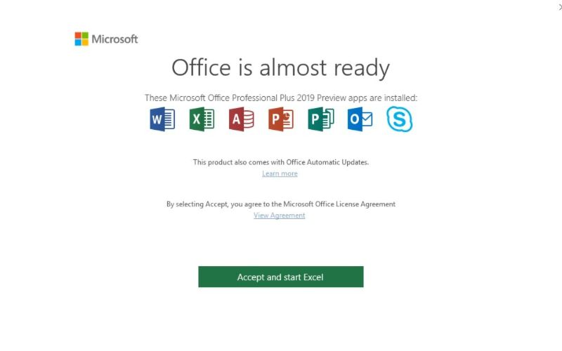 Microsoft Office 2019 (32-bit/64-bit) Download Torrent | Microsoft