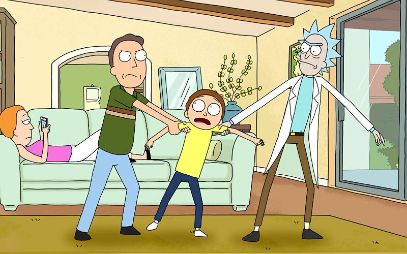 Download Rick and Morty Season 1 Full Torrent