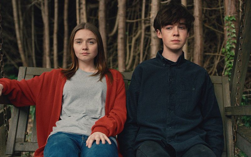 The End of the F***ing World Season 1 Torrent