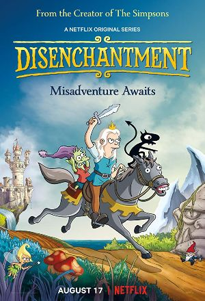Disenchantment Season 1 download torrent