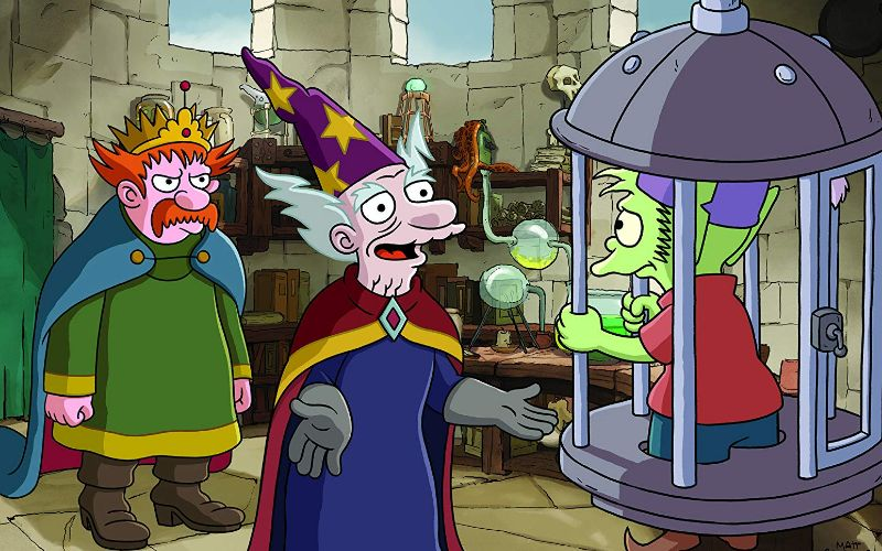Disenchantment Season 1 Torrent