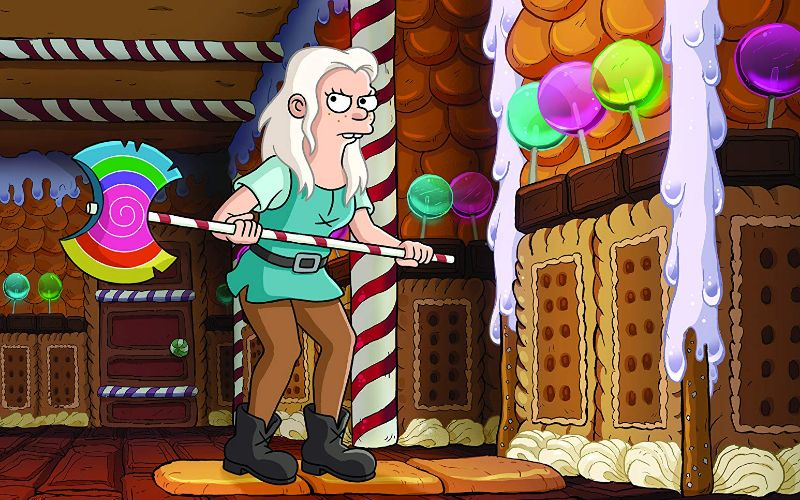 Download Disenchantment Season 1 Full Torrent